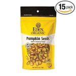 dry roasted pumpkin seeds nutrition